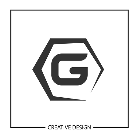 Initial Letter G Template Vector Design