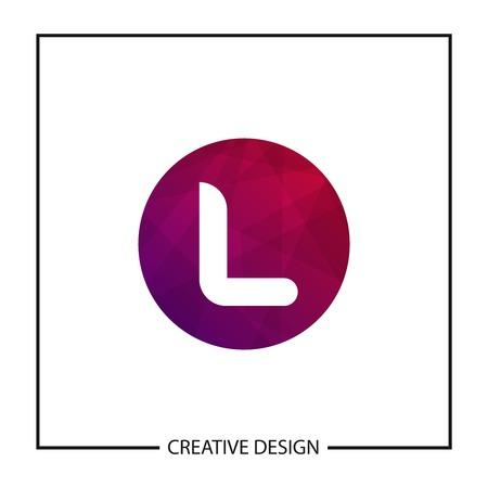 Initial Letter L Template vector design Ilustração