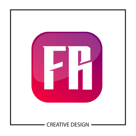Initial Letter  FR Template Design