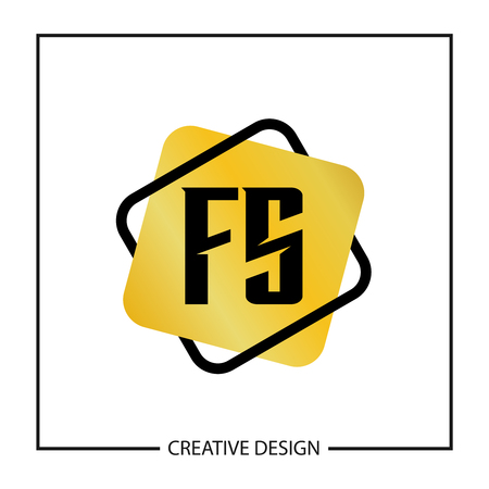 Initial Letter FS Template Design