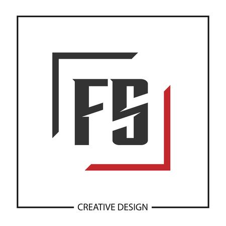 Initial Letter FS Template Design