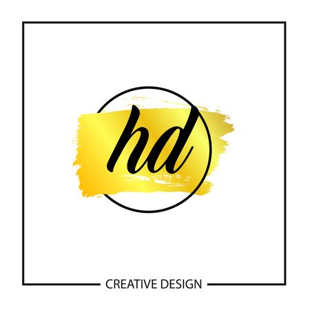 Initial Letter HD Logo Template Design