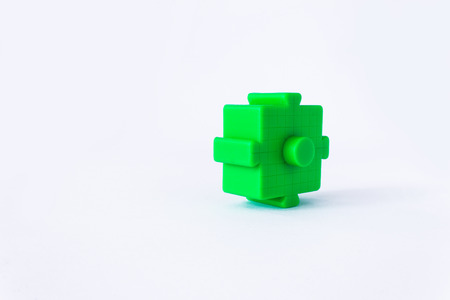 one green piece photo