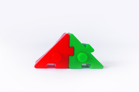 Two triangle Piece photo