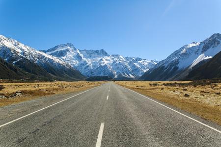 newzealand: MOUNT COOK NEWZEALAND