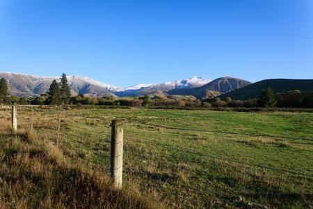 newzealand: LANDSCAPE NEWZEALAND Stock Photo