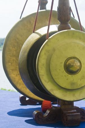 gamelan: Gamelan Music Instrument Gong