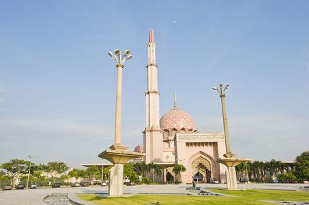 congregational: Putrajaya Mosque Malaysia