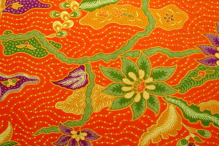 traditional clothes: Pattern for traditional clothes malaysia with batik texture.
