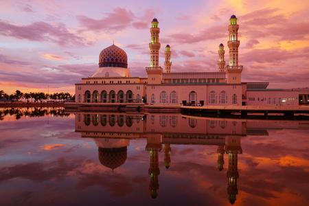 Kota Kinabalu City Mosque  Masjid Bandaraya Kota Kinabalu Sabah, Malaysia