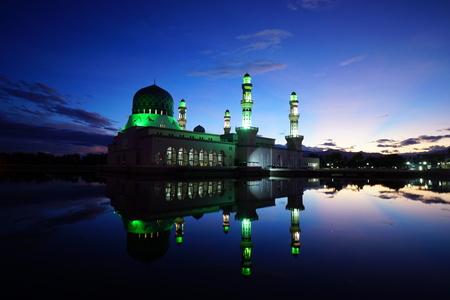 turkiye: Kota Kinabalu City Mosque  Masjid Bandaraya Kota Kinabalu