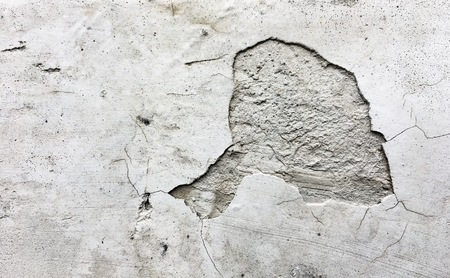 hole: Pattern and texture. Cement home and building wall texture. Abstract art and background concept. Stock Photo