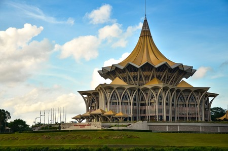 The Sarawak State Legislative Assembly is the state legislature of the Sarawak, Malaysia. It is where the elected assembly men discuss and debate the public welfare. 