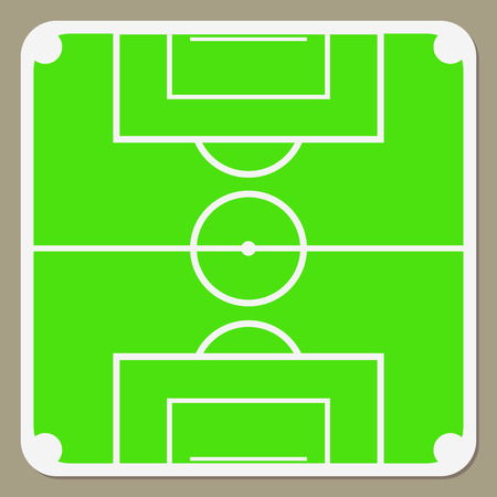 soccer fields: SOCCER FIELDS OF GREEN, WITH BASIC CONCEPTS FOR A CONTROL STRATEGY AND FORMATION