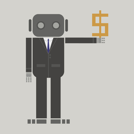 describe: MONEY ROBOT YNG DESCRIBE BUSINESS TARGET IS MONEY
