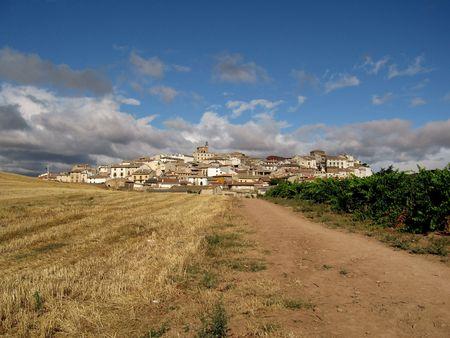pilgramage to santiago photo