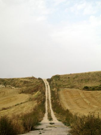 camino de santiago photo
