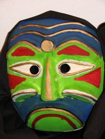 semblance: coloful maschera dalla Corea