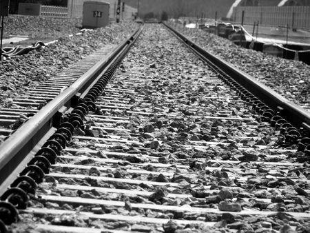 a long railroad photo
