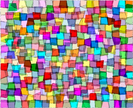 abstract mosaic tiled background Stock Vector - 12056891