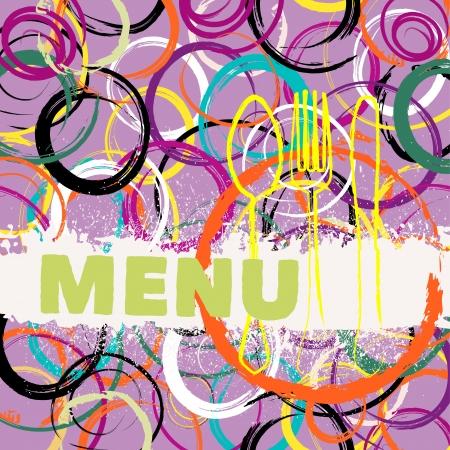 menu tool: menu Card