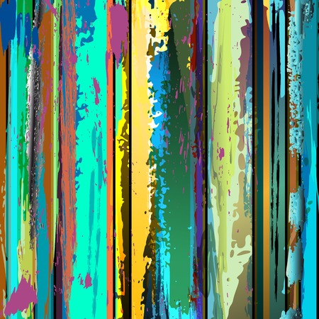 paint strokes: abstract background composition with paint strokes, splashes and lines