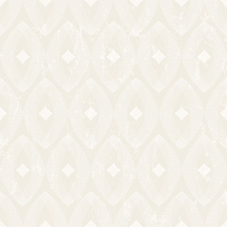 seamless pattern background, retrovintage style, oval, with strokes and splashes