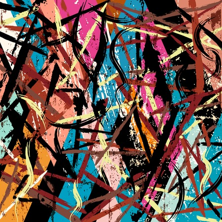 lines abstract: abstract background, with strokes, splashes and geometric lines