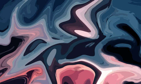 Marble abstract background texture natural luxury style vector