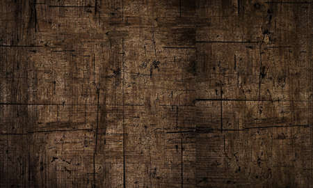 Beautiful old antique dark wooden texture surface background backdrop