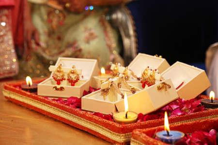 Indian traditional wedding jewellery