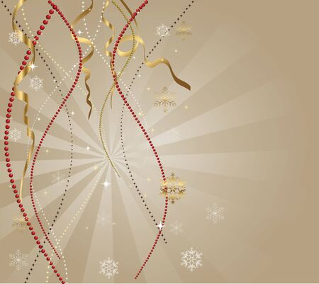 Vector pearl gold luxury background concept.
