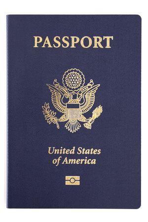 US Passport Stock Photo - 5909936
