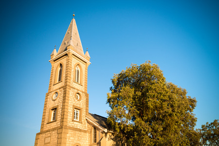 iglesia: Iglesia Vieja con campanario