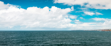 downunder: Tasman sea view from North Bondi Rocks