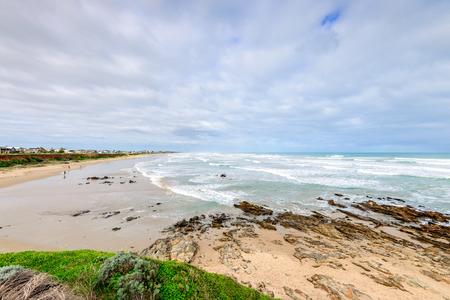 middleton: Picturesque view at Middleton beach, South Australia