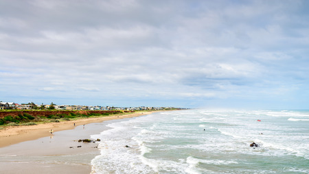 Picturesque view at Middleton beach, South Australia