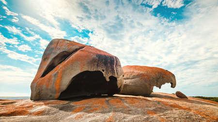 Iconic Remarkable Rocks on Kangaroo Island, South Australia