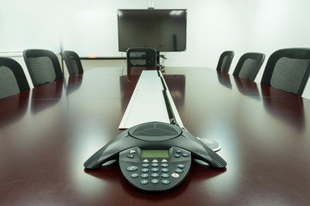 sala de reuniões: Telefone Sala de confer