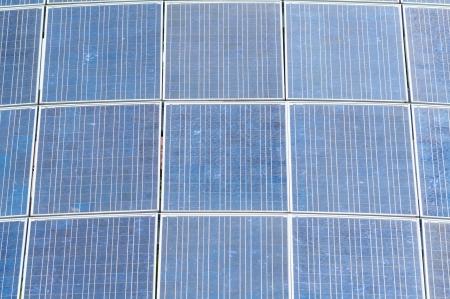 viewfinderchallenge3: Large solar panels solar renewable energy conserve nature.