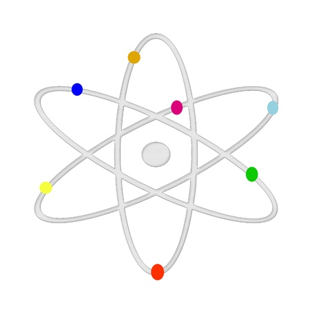 protons:  an atom