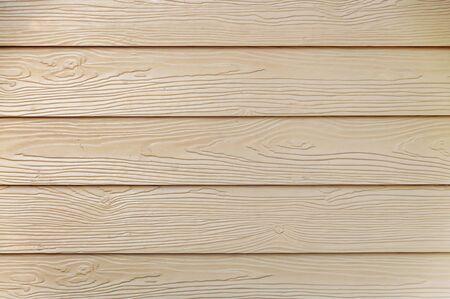 Modern brown artificial wood wall texture