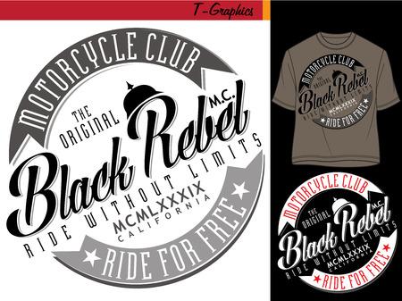 t-shirt graphics Vector