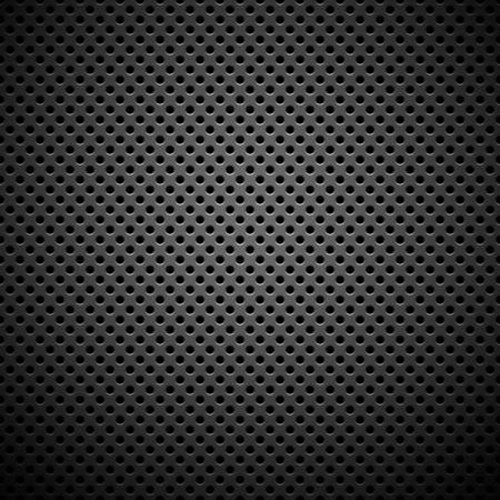 Tecnolog�a de fondo con textura sin fisuras c�rculo perforado parrilla de carb�n altavoz para los sitios web de Internet, las interfaces de usuario ui y Patr�n aplicaciones aplicaciones