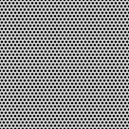 plastic texture: Technology background with seamless circle perforated plastic  carbon  speaker grill texture for internet sites, web user interfaces  ui  and applications  apps   Pattern Illustration