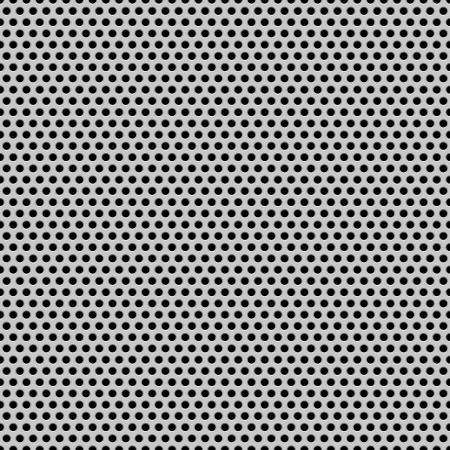 Tecnolog�a de fondo con el c�rculo perforado sin fisuras textura de carbono de pl�stico rejilla del altavoz para los sitios web de Internet, las interfaces de usuario ui y Patr�n aplicaciones aplicaciones Vectores