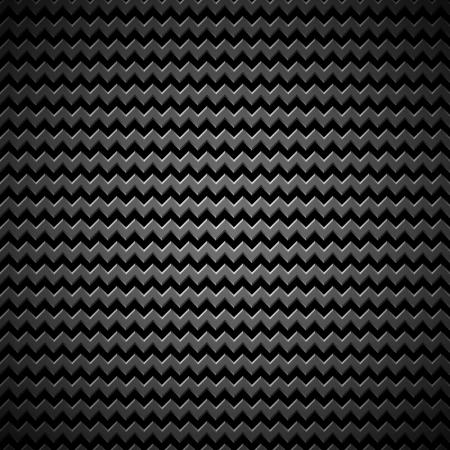 Tecnolog�a de fondo sin fisuras con el negro metal del acero inoxidable, titanio, la textura de cromo para los sitios de Internet, interfaces de usuario de la web la interfaz de usuario, aplicaciones y aplicaciones Patr�n presentaciones de negocios Vectores