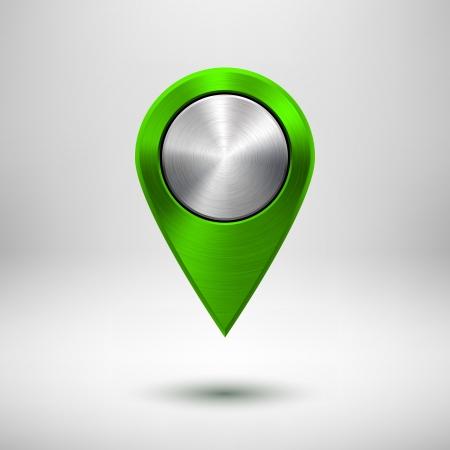 map pointer