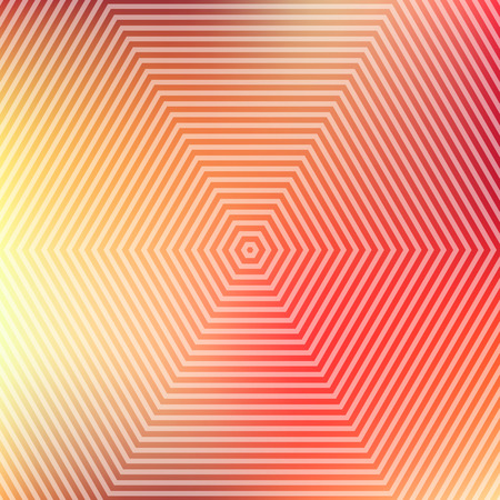sienna: Abstract orange blur color gradient background with polygon pattern for web, presentations and prints. Vector illustration.
