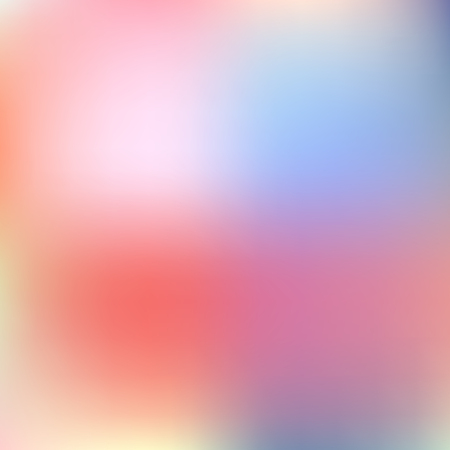Abstract blue and pink blur color gradient background for web, presentations and prints. illustration.